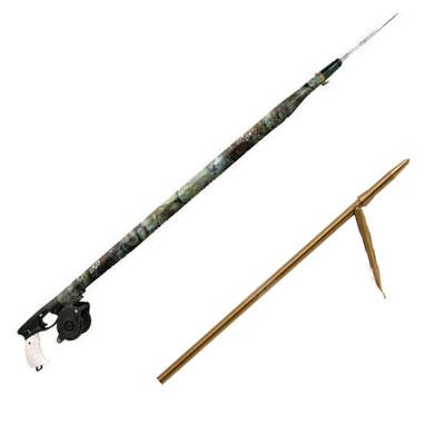 Arbalète et Flèche de chasse OMER