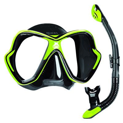 Masque Tuba de plongée MARES