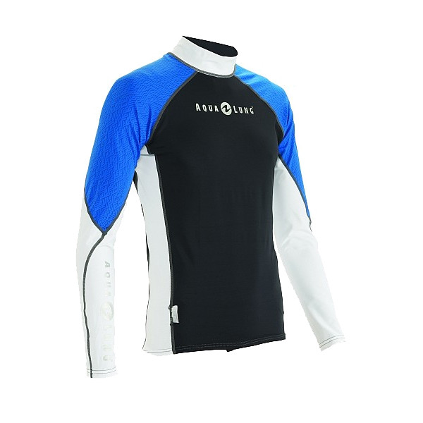 Lycra RashGuard ATHLETIC FIT AQUALUNG Homme manches longues
