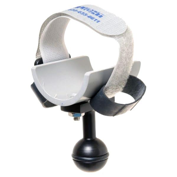 Embase à boule ULTRALIGHT pour lampe 25mm