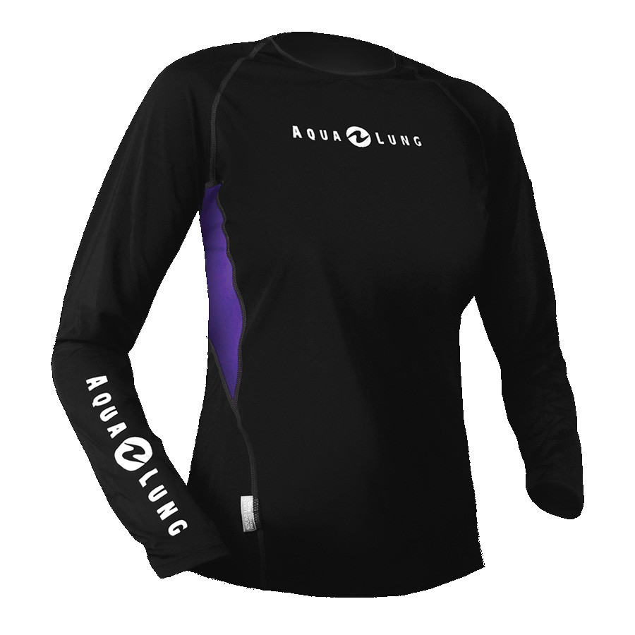 Lycra RashGuard LOOSE FIT AQUALUNG Dame manches longues