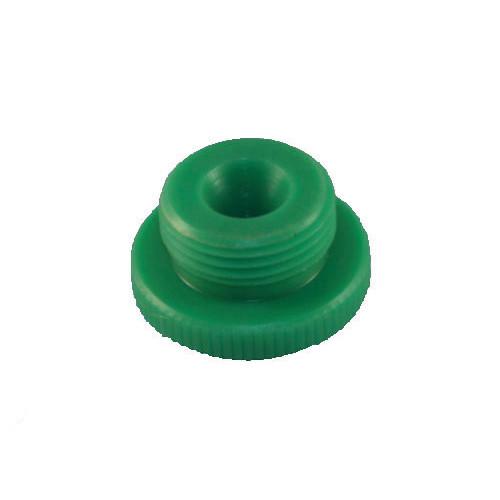 Bouchon plastique ESM pour robinet NITROX M26
