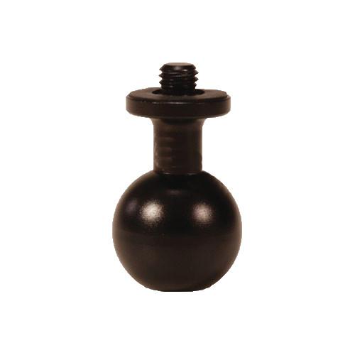 Boule rotule 25mm avec joint et vis M6