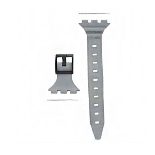 Bracelet pour ALADIN PRO SCUBAPRO/UWATEC GRIS