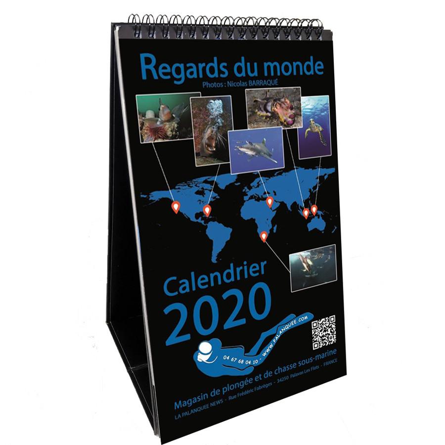 Calendrier 2020 de la Palanquée