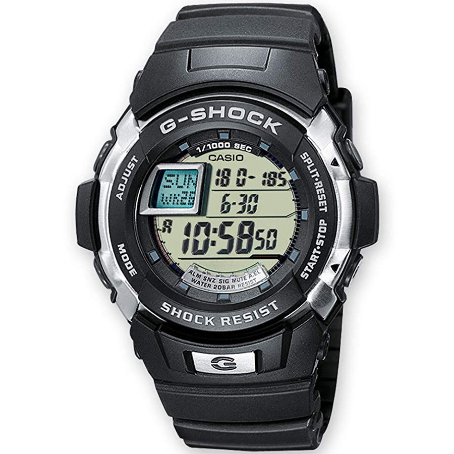 grand choix de 24936 3be13 Montre G-SHOCK CASIO G-7700-1ER