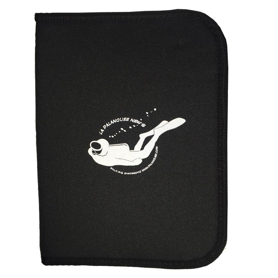 Pochette LogBook PALANQUEE Carnet de plongée