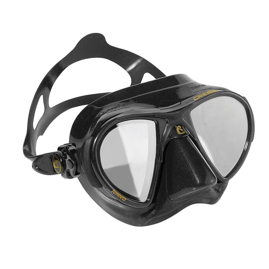Masque NANO HD CRESSI Verre miroir