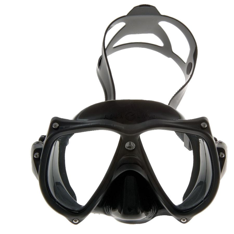 Masque TEKNIKA AQUALUNG noir X1