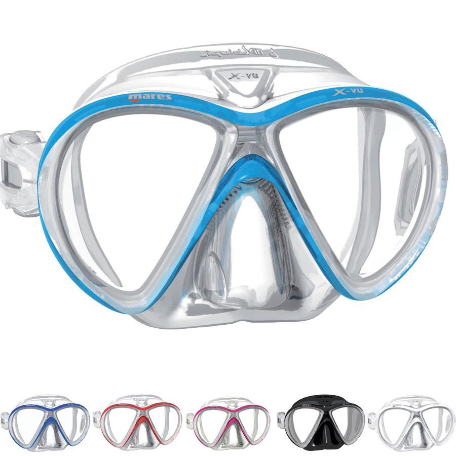 Masque X-VU SUNRISE LiquidSkin MARES