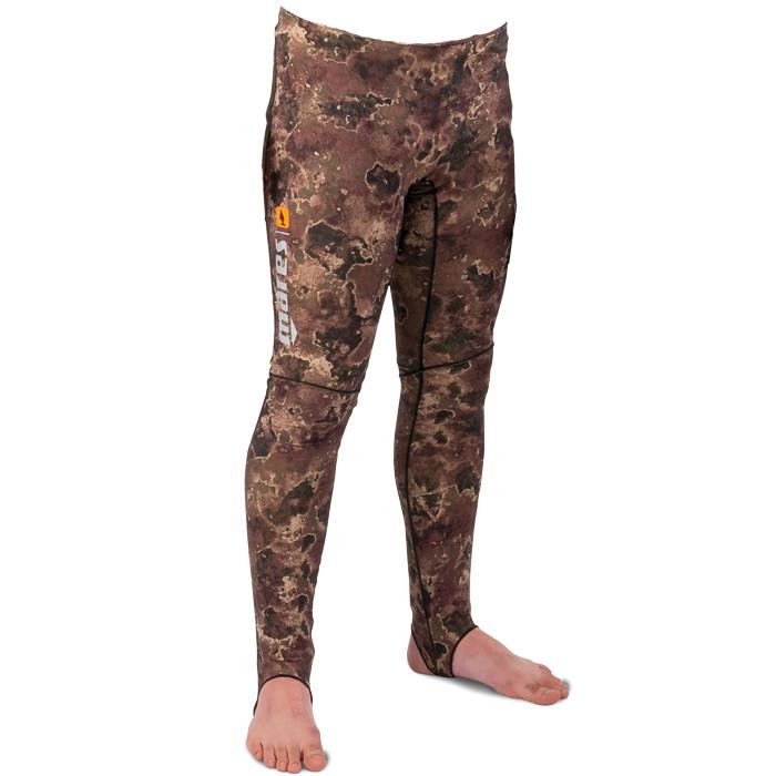 Pantalon RASHGUARD CAMO BROWN MARES