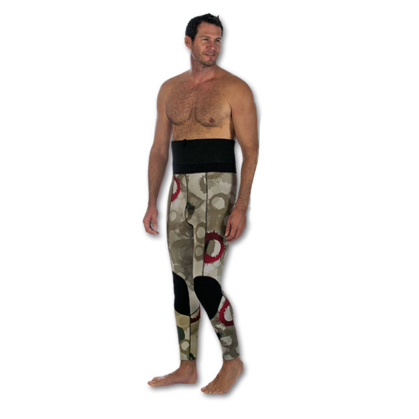 Pantalon APNEA MIMETIC 5.5MM - IMERSION Homme