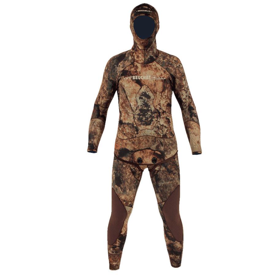 Combinaison ROCKSEA COMPETITION Veste 5mm + Pantalon 5mm BEUCHAT