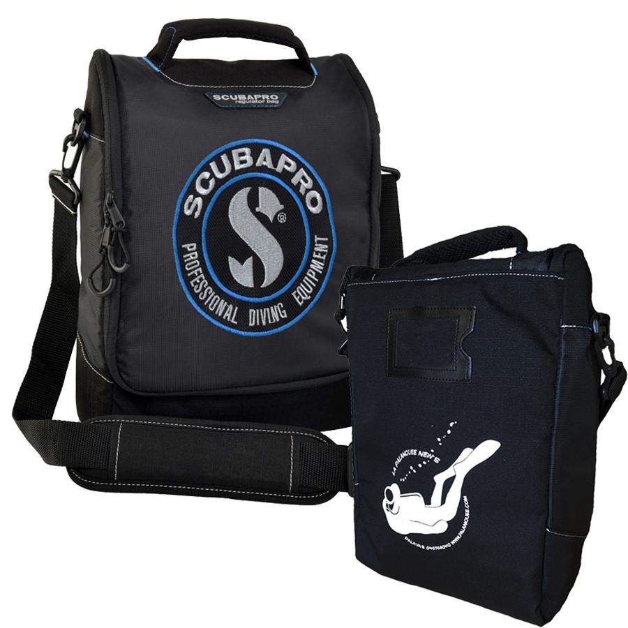 Sacoche détendeur TECH BAG SCUBAPRO Logo Palanquee