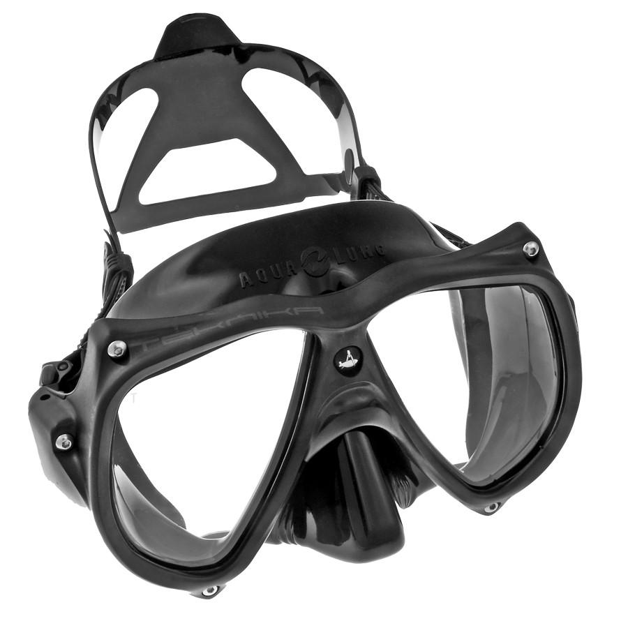 Masque TEKNIKA AQUALUNG noir
