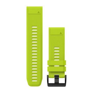 Bracelet Silicone QuickFit GARMIN jaune