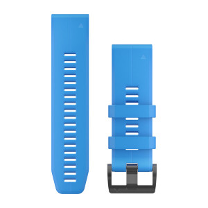 Bracelet Silicone QuickFit GARMIN Bleu