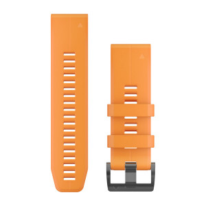 Bracelet Silicone QuickFit GARMIN Orange