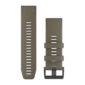 Bracelet Silicone QuickFit GARMIN Gris