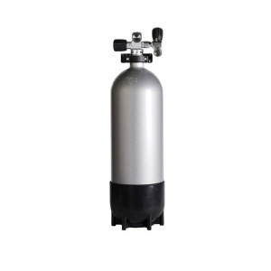 Bouteille 10 Litres ROTH 2 Sortie 300 Bars