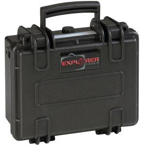 Valise EXPLORER CASES 2209.B 246x160x95 Noire