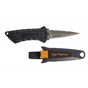 Couteau ARGO Titanium MARES