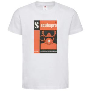 T-Shirt SCUBAPRO RETRO 1963 Homme