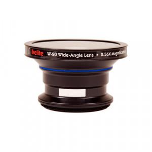 Objectif Grand Angle W20 IKELITE M67 0.56x