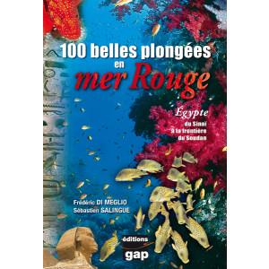 Livre 100 belles plongées en Mer Rouge GAP EDITIONS