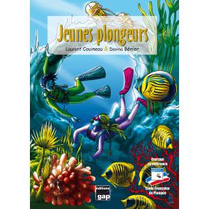 Livre BD Jeunes plongeurs GAP EDITIONS