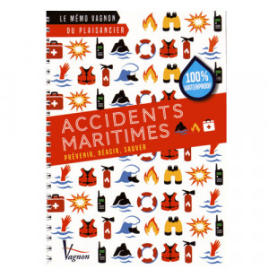 Livre ACCIDENTS MARITIMES VAGNON
