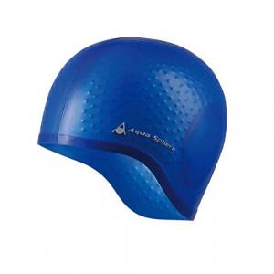 Bonnet AQUA GLIDE AQUASPHERE Bleu