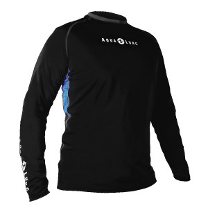 Lycra RashGuard LOOSE FIT AQUALUNG Homme manches longues