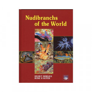 Livre ATLAS MONDIAL des NUDIBRANCHES Version Anglaise
