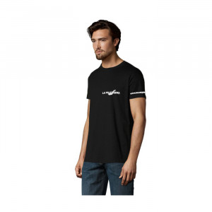 T-Shirt Palanquee.com by KANUMERA Attaque des requins Noir