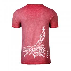 T-Shirt KANUMERA Attaque des Requins CHILI