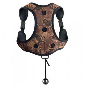 Baudrier plomb BACKPACK CAMO BROWN MARES