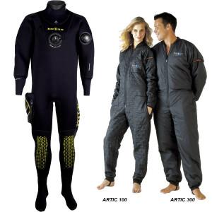 Combinaison BLIZZARD 4mm Homme avec chaussettes + Arctic