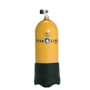 Bouteille 10 Litres AQUALUNG 1 Sortie