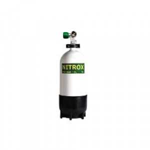Bouteille 4 Litres ROTH NITROX 1 Sortie