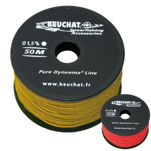 Bobine fil BEUCHAT DYNEEMA 50m / 1.5mm