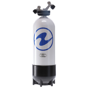 Bouteille 15 Litres AQUALUNG 2 Sorties