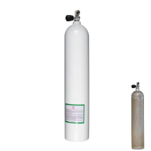 Bouteille Alu 11 Litres LUXFER NITROX