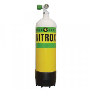 Bouteille 6 Litres AQUALUNG 1 Sortie NITROX