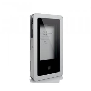 SCUBA CAPSULE Iphone 5 Gris Argent
