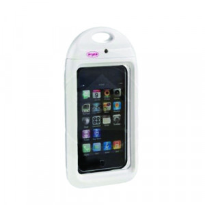 Caisson Pochette étanche pour IPhone 5 AQUAPAC Blanc