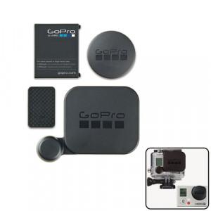 Protecteur d'objectif + Porte pour caméra Hero 3, 3+ et 4