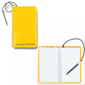 Carnet Immergeable NOTEBOOK ESM