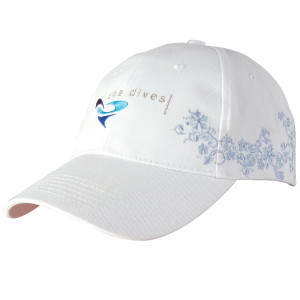 Casquette She dives MARES