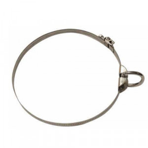 Cerclage Collier en inox ESM avec D-ring